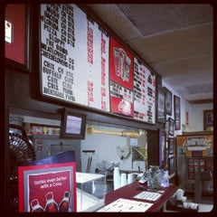 Photo taken at Philly's Best Cheesesteak House by Paulzilla on 8/7/2012