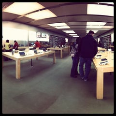 Photo taken at Apple Store, The Promenade Shops at Briargate by Christopher W. on 11/29/2011