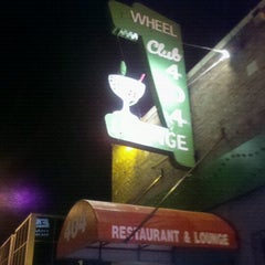 Photo taken at Wheel Club 404 by Alex H. on 8/9/2012