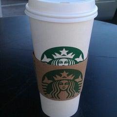Photo taken at Starbucks by Ralph R. on 10/30/2011