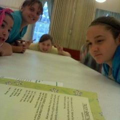 Photo taken at Scottsville Union Presbyterian Church by Debi B. on 9/14/2011