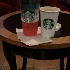 Photo taken at Starbucks by Rafael P. on 1/25/2012