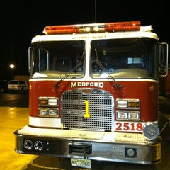 Photo taken at Union fire co. #1 by James C. on 1/8/2012