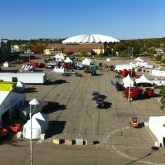 Photo taken at World Dairy Expo by Randy B. on 10/2/2011