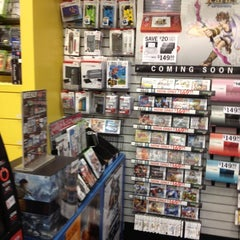 Photo taken at GameStop by Abigail K. on 2/11/2012