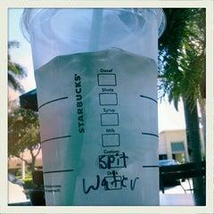 Photo taken at Starbucks by Kla P. on 9/16/2011