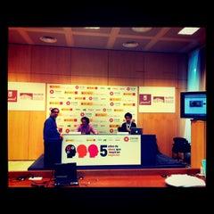 Photo taken at FICOD 2011 by Mari trini G. on 11/23/2011