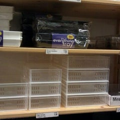 Photo taken at The Container Store by Audra A. on 10/21/2011