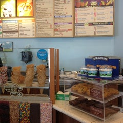 Photo taken at Ben & Jerry's by Mary P. on 6/2/2012