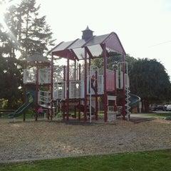 Photo taken at Jennings Memorial Park by Krystina S. on 8/19/2011