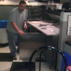 Photo taken at Gordo's New York Pizza by Gregory R. on 12/22/2011