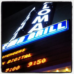 Photo taken at Aloma Cinema Grille by Jonathan S. on 5/13/2012