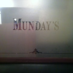 Photo taken at Munday's by Latasha T. on 8/17/2012