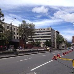 Photo taken at Pontificia Universidad Javeriana by Danny I. on 7/20/2012