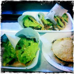 Photo taken at Tacos El Poblano by Samuel E. on 11/17/2011
