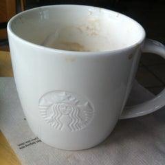 Photo taken at Starbucks by David R. on 10/12/2011
