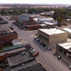 Photo taken at Wahoo, NE by Jason T. on 10/22/2011