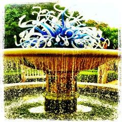 Photo taken at Atlanta Botanical Garden by Joey P. on 5/22/2012