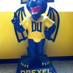 Photo taken at Drexel University by Arlene P. on 4/14/2012