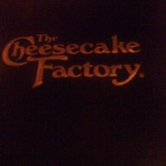 Photo taken at The Cheesecake Factory by Meiya F. on 7/28/2011