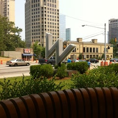 Photo taken at W Atlanta - Buckhead by Rob R. on 7/4/2011