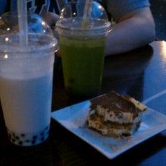 Photo taken at Tea Leaf Cafe by Kristen S. on 5/26/2011