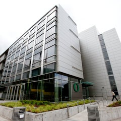Photo taken at Ford Alumni Center by Oregon Duck on 7/27/2011