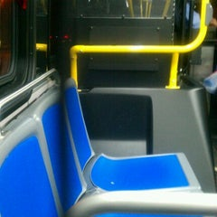 Photo taken at MTA Bus - Q64 by Farah F. on 1/8/2012