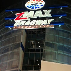 Photo taken at zMax Dragway by Patrick W. on 9/18/2011