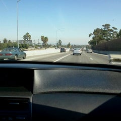 Photo taken at I-5 (Golden State Freeway) by Mario A. on 9/8/2011