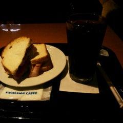 Photo taken at エクセルシオールカフェ 基山パーキングエリア下り店 by Shingo M. on 11/11/2011