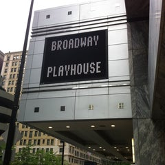 Photo taken at Broadway Playhouse by _ M. on 7/16/2011