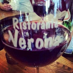 Photo taken at Verona by Aranka on 5/12/2012