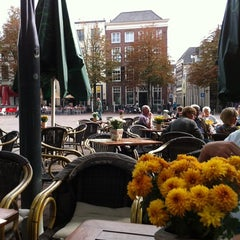 Photo taken at Stads Stamcafe De Waagschaal by Lidy S. on 10/3/2011