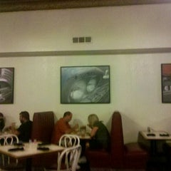 Photo taken at Cafe on the Route by Shaun F. on 10/9/2011