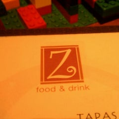 Photo taken at Z Food & Drink by Alan on 12/3/2011
