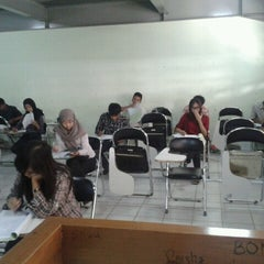 Photo taken at Gedung A - UNTIRTA by donni p. on 8/11/2012