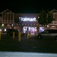 Photo taken at Walmart by Rick S. on 11/26/2011