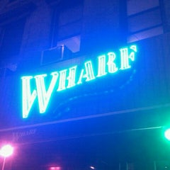 Photo taken at Wharf Bar & Grill by Marc E. on 9/8/2011