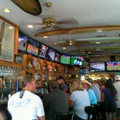 Photo taken at Longboard Restaurant & Pub by Valerie V. on 5/28/2012