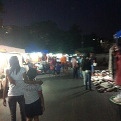 Photo taken at Pasar Malam Kerinchi by Carmen M. on 7/11/2012