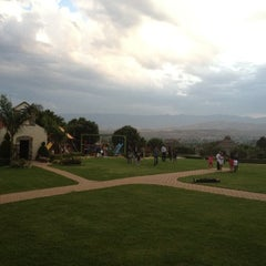 "Photo taken at Hacienda ""Sta. Martha de Bárcena"" by Elizabeth R. on 4/1/2012"