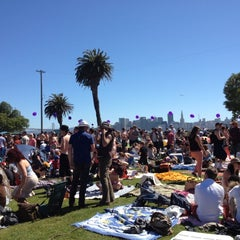 Photo taken at Treasure Island by Nina on 6/10/2012