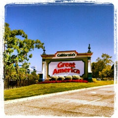 Photo taken at California's Great America by Ricardo André on 7/14/2012