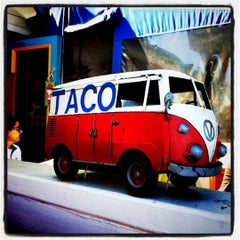 Photo taken at Salsalito Taco Shop by Cat R. on 7/8/2012