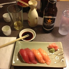 Photo taken at Sozo Sushi by Ammanda L. on 7/24/2012