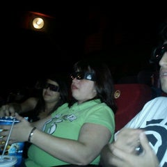 Photo taken at Cines Unidos by Lorena R. on 6/18/2012
