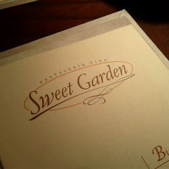 Photo taken at Sweet Garden by Manuel L. on 2/29/2012