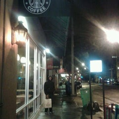 Photo taken at Starbucks by Amy P. on 2/29/2012