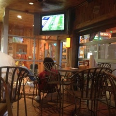 Photo taken at Hooters by Bentley K. on 8/25/2012